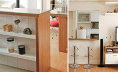 Quitinete, kitnet, kitinete, estúdio, loft... Não importa o nome, os apês pequenos têm sempre boas soluções para aproveitar espaços.