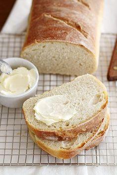 Homemade Sourdough Bread, Step by Step | girlversusdough.com