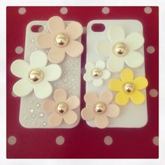 Made some Marc Jacobs Daisy iphone 4 cases x