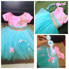 Baby Girl Frocks, Baby Girl Party Dresses, Frocks For Girls, Dresses Kids Girl, Cute Dresses, Flower Girl Dresses, Kids Party Frocks, Kids Frocks, Baby Girl Fashion