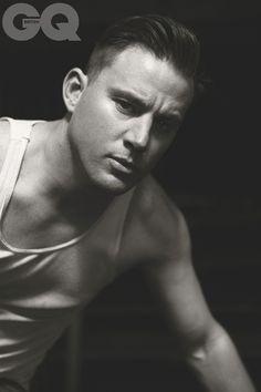 The trials of Channing Tatum - GQ.co.uk Magic Mike, Channing Tatum, Actors Male, Actors & Actresses, Norman Jean Roy, Coach Carter, Charming Man, Dear John, Drama Film