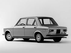 Fiat 128 Spécial - 1974