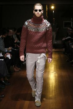 Michael Bastian RTW Fall 2014 - Slideshow - Runway, Fashion Week, Fashion Shows, Reviews and Fashion Images - WWD.com