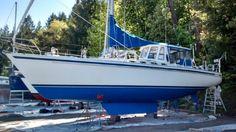 1985 Moody Custom Sail Boat For Sale - www.yachtworld.com