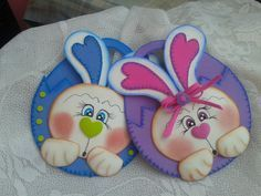 See related links to what you are looking for. Bunny Crafts, Easter Crafts, Crafts For Kids, Class Decoration, Easter Cookies, Foam Crafts, Copics, Spring Crafts, Paper Piecing