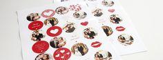 Idée cadeau : Stickers personnalisés avec photos - smartphoto