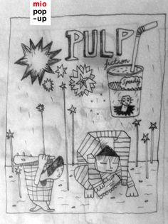 miopop-up (eric malaterre & stéphanie cavaglia) •  sketch notebook / 2013 dessin mine de plomb sur papier canson 10x12cm