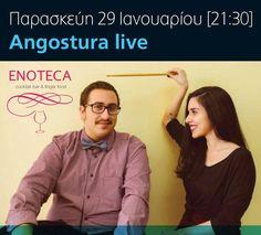Angostura Live στο Ρέθυμνο | crete.mmx.gr