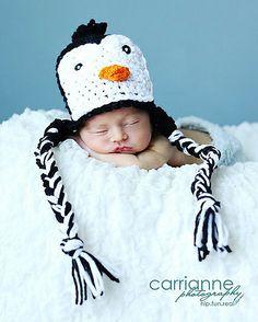 Little penguin!