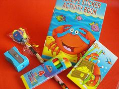 Under the Sea Activity Party Bag £2.20