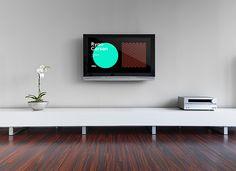 99U for Apple TV on Behance
