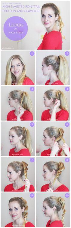 Hair Styles Hair Style How Tos