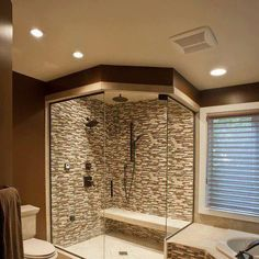 This shower/sauna will be mine!!!! (one day)