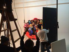 Photo shooting / Avenue Q [重演] / 風車草劇團 / #avenueq #windmillgrass #drama