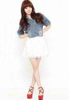 AOA's Mina now confirmed for one of the main roles on 'Modern Farmer' Modern Farmer, Seolhyun, Rock Bands, Kdrama, Skater Skirt, Lace Skirt, Ballet Skirt, Female, Sexy