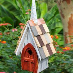 Rustic Charms Bird House