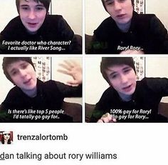 Literally everyone loves Rory it's just a fact of life.