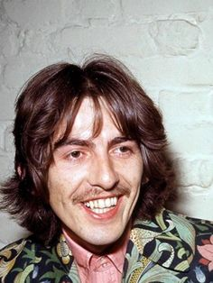 The magical mystery tourist: George Harrison Rex Features