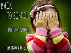 MAMMA PIKY....NON SOLO MAMMA: BACK TO SCHOOL: IL DIETRO LE QUINTE (seconda…