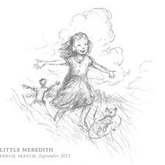 Little Meredith by Breezy Brookshire