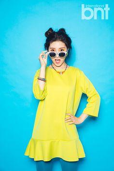 Kim So Eun pour BNT (8)