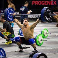 Rob Forte – Progenex and CrossFit Athlete. Pacific Regionals 2016 #TeamPRGNX. Pic credit: Matt Townsend www.progenex.com.au