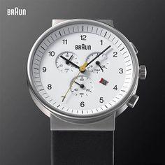 Концерн Braun - это не только бытовая техника...  Подробнее: http://okidoki.kiev.ua/brendy/chasy/chasy-braun/ #braun #часы