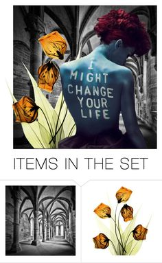 """3 items"" by izabellmaya ❤ liked on Polyvore featuring art"
