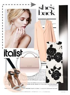 """""""Italist"""" by penny325 ❤ liked on Polyvore"""