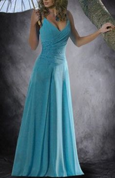 Get this elegant bridesmaid dress for just $89. A-line Chiffon Floor-length Ruffled Homecoming Dress. Style Code: 00520 Get it here: http://www.outerdress.com/a-line-chiffon-floor-length-ruffled-homecoming-dress-pd-00520-12.html #Outerdress #Chiffon #BridesmaidDress