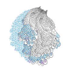 ''Bird&Seduction'' illustration…