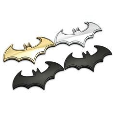 $3.96 (Buy here: http://appdeal.ru/9wuq ) BATMAN Superhero VS Hulk Goku Chrome Metal Car Emblem 3D Sticker Badge Auto Decoration Vehicles Decals Hero Return Styling Logo for just $3.96