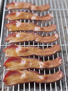 Barefoot Contessa - Recipes - Maple Roasted Bacon