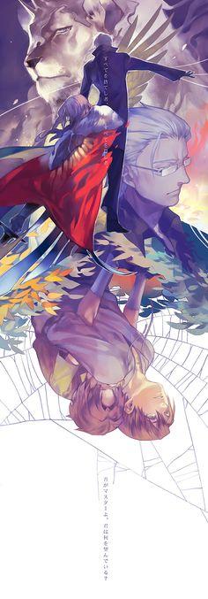 「[企划收录:Fate/weibo]Prologue—CH.2」/「零@通販始めた」の漫画 [pixiv]