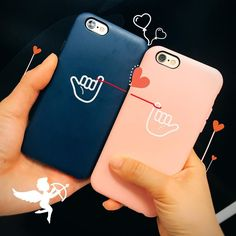 #rhinoshield by lim_kuo and jauchingwu   Super cute matching phone cases! Couple goal!
