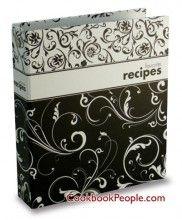 Recipe Card Binder