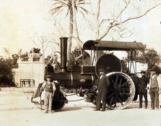 PWD Steam Road Roller 1903 | Flickr - Photo Sharing!