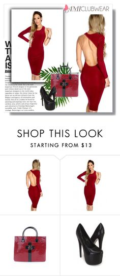 """""""Amiclubwear 12"""" by selmaaaa-1 ❤ liked on Polyvore featuring amiclubwear"""