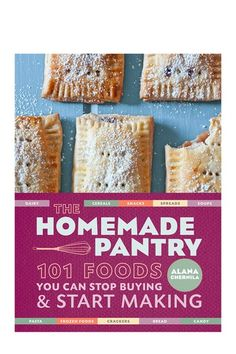 The Homemade Pantry  by Health, Garden and Fitness Books on @HauteLook