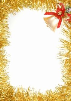 christmas decorative border picture 2