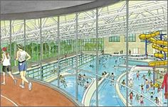 France a cordova recreational sports center expansion and for Pool design boise