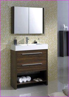 cheap bathroom vanities with sinks Vintage Bathroom Vanities, 36 Inch Bathroom Vanity, Modern Bathroom, Bathroom Sinks, Ikea Bathroom, Cheap Bathrooms, Amazing Bathrooms, Bathroom Wall Decor, Bathroom Furniture