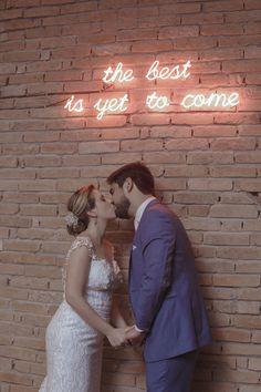 Casamento Rústico com uma pegada mais jovial em noite estrelada no Celeiro Quintal – Karina
