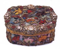 'Snuff Box' - 18th century