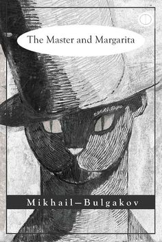 covers for books: The Master and Margarita