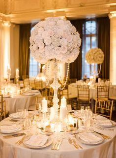 Elegant Nyc Wedding At The Yale Club