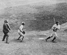 Babe Ruth at Bat 1927