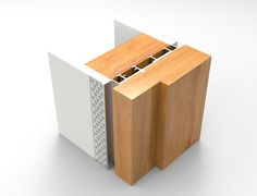 trimless interior flush wood door frame reveal cad - Google Search