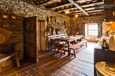"Typical Portuguese Farm House-""Quinta da Moura, Penafiel, Douro, North Of Potugal ""!...  http://about.me/Samissomar"