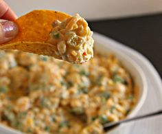 Game Day Snacks: Spicy Corn Dip